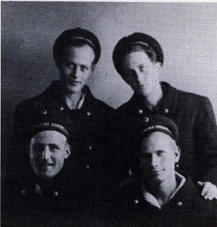 mandal under krigen